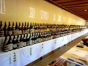 大神神社(酒まつり/展示ブース)