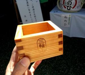 大神神社(酒まつり/ふるまい酒)