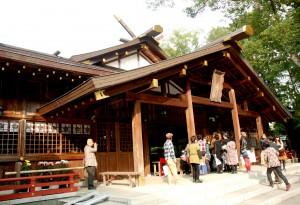 猿田彦神社本殿2