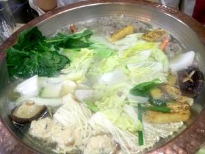 玄ちゃんこ鍋2